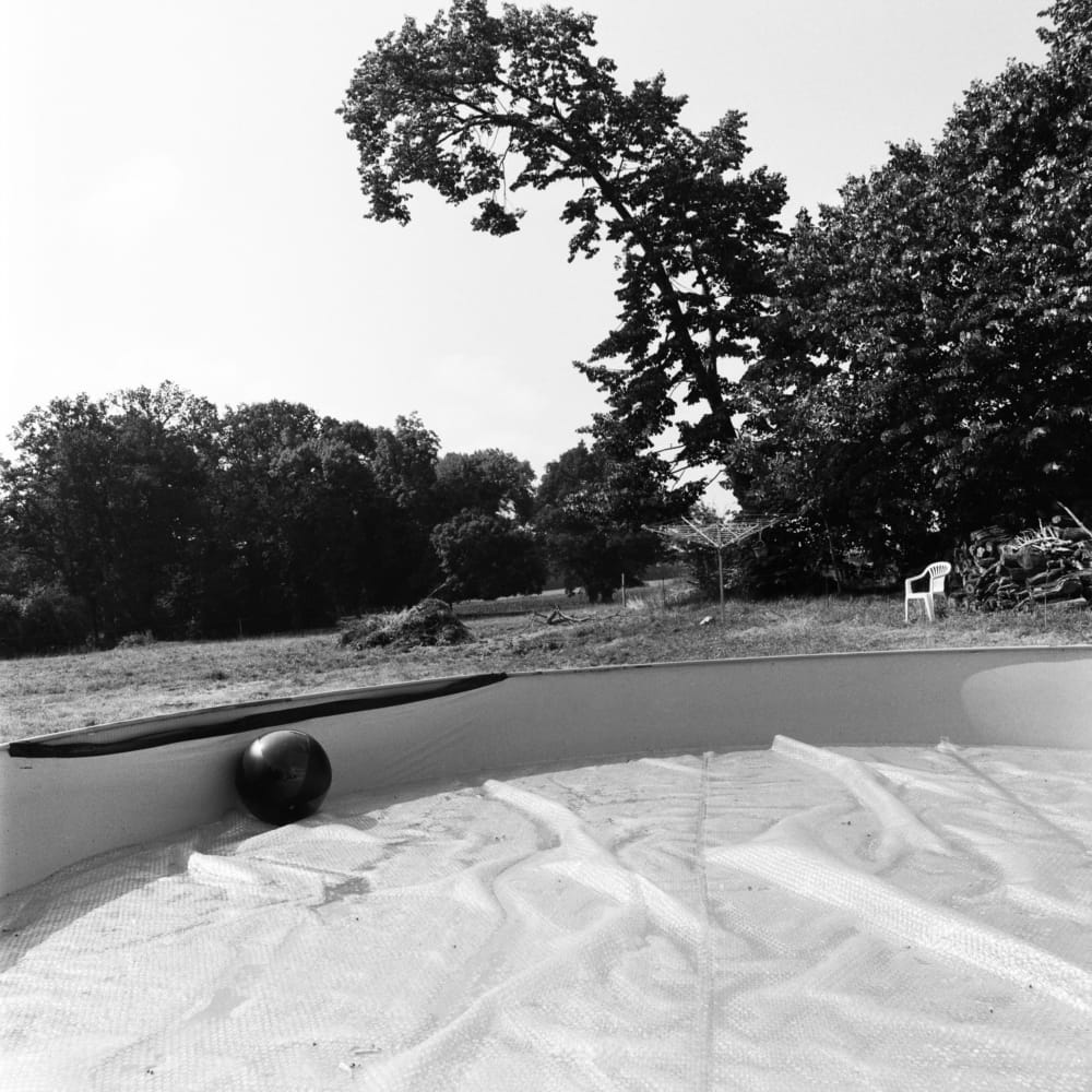 Émilie Danchin, Les Frontaliers, série de photographies
