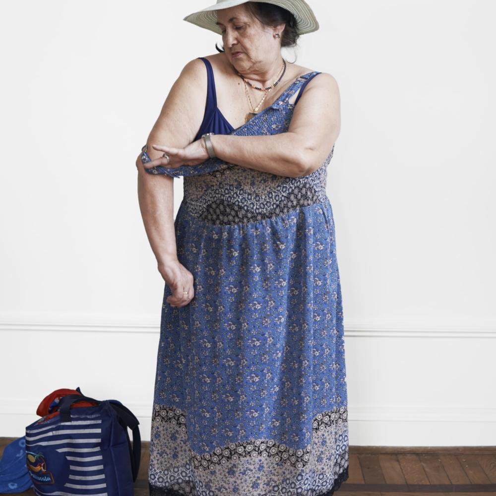 Belle comme une image, série de photographies, Émilie Danchin