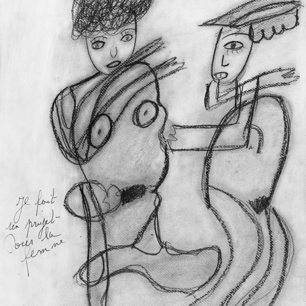 Une création en binôme d'Émilie Danchin et de Liliane Labuchère au CREHAM de Liège, une initiative de Philippe Courard, Secrétaire d'Etat aux Personnes handicapées et de CAP 48