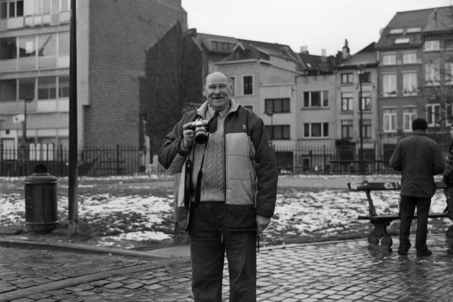 Tours d'Yser, tours d'histoire Formation et projet de photographie thérapeutique et d'action sociale menée par Émilie Danchin