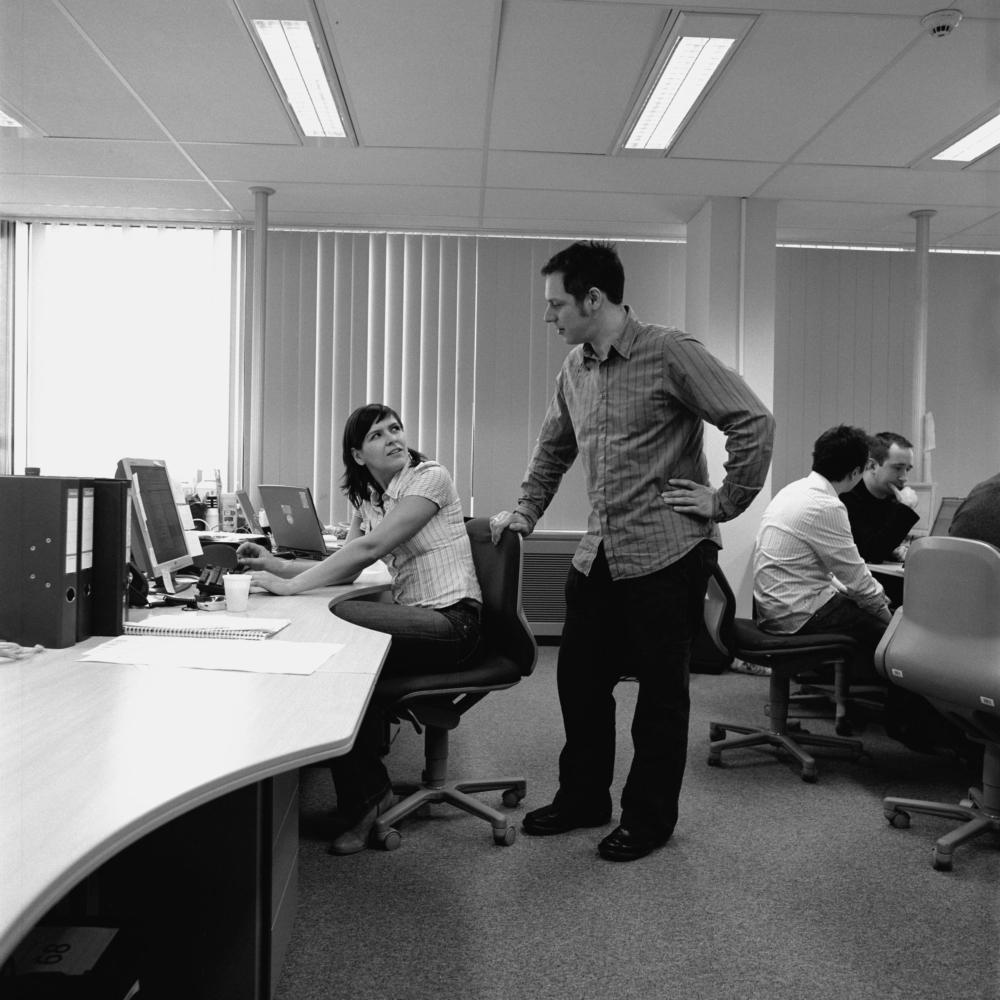 Campagne de communication interne et en ressources humaines bpost