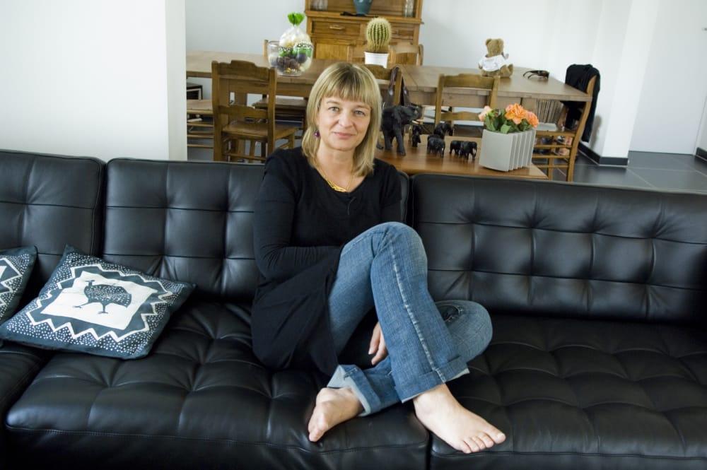 Novartis Change your shoes change your mind @ Émilie Danchin